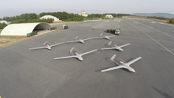 İnsansız Hava Aracı ( İHA ) - Sputnik Türkiye