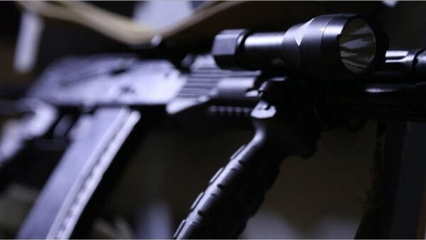Yeni nesil Kalaşnikov AK-74M - Sputnik Türkiye