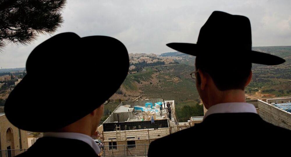 Ramat Shlomo Yahudi yerleşim birimi