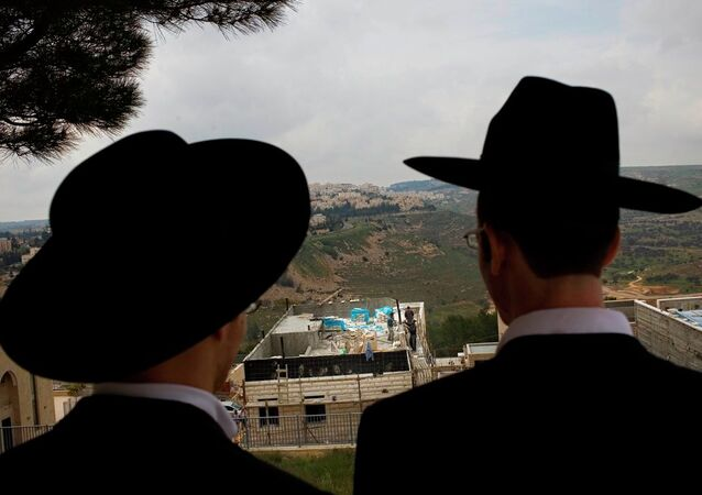 İsrail Ramat Shlomo Yahudi yerleşim birimi