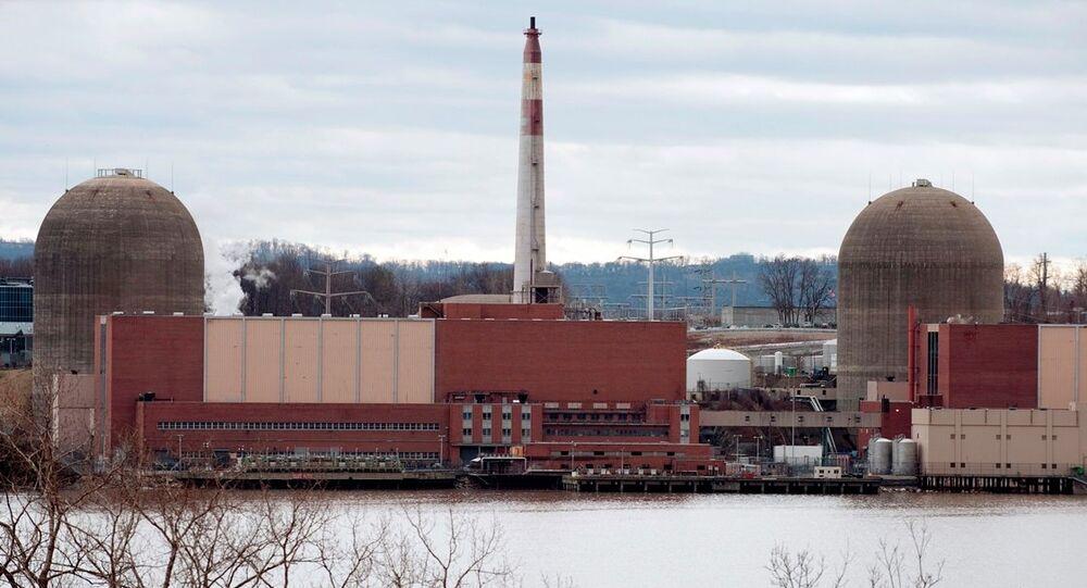 ABD'nin New York kentinin kuzeyinde Buchanan'da bulunan Indian Point Nükleer Enerji Santrali