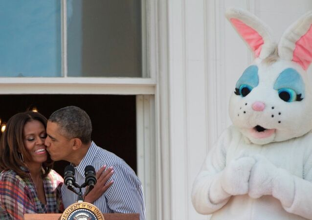 ABD Başkanı Barack Obama- eşi Michelle Obama