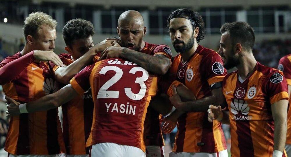 Mersin İdmanyurdu ile Galatasaray