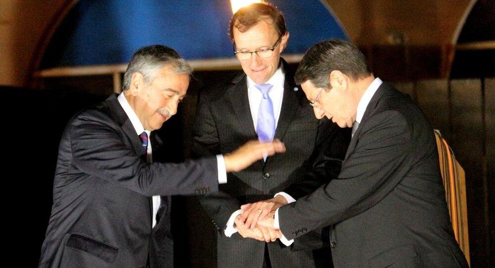 Akıncı ve Anastasiadis - Kıbrıs müzakereleri