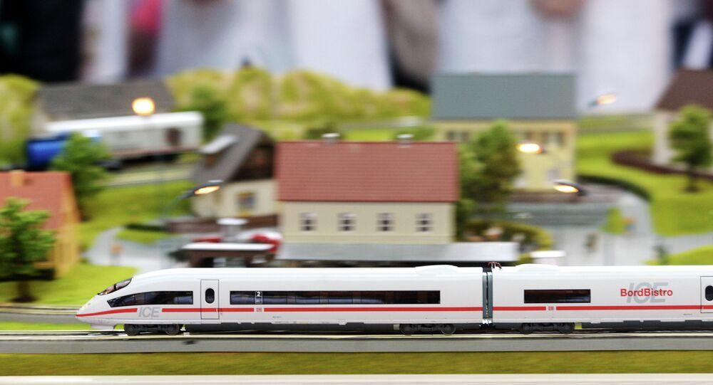 Moskova- Kazan arasında yapılacak hızlı tren projesi