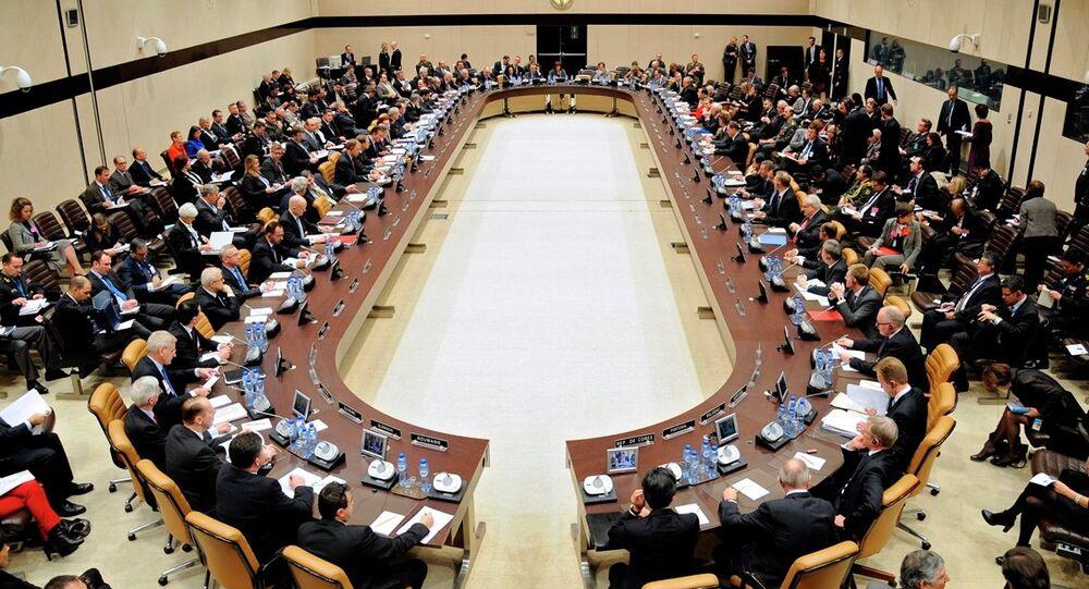 NATO Dışişleri Bakanları Toplantısı