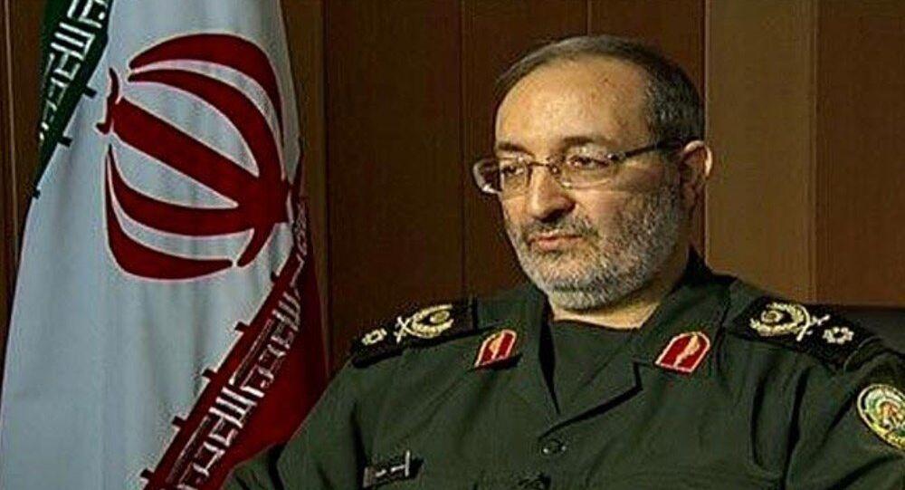 İran Genelkurmay Başkanı Yardımcısı Tuğgeneral Mesud Cezayiri