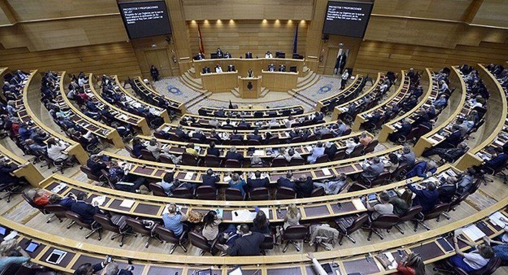 İspanya senato