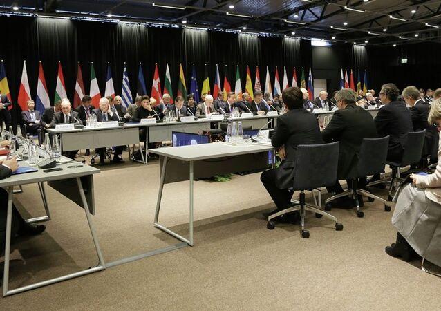 AB Doğu Ortaklığı Zirvesi