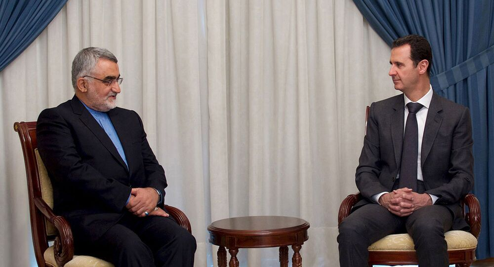 Beşar Esad & Ali Burucerdi