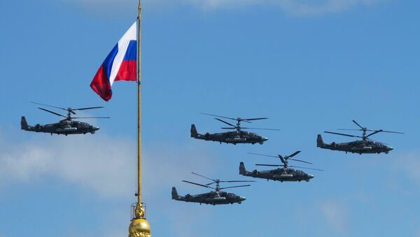 Rusya  Ka-226T helikopterler - Sputnik Türkiye