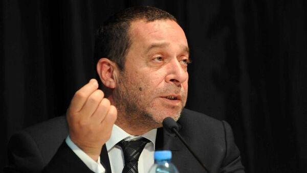 Kuzey Kıbrıs Türk Cumhuriyeti (KKTC) Başbakan Yardımcısı Serdar Denktaş - Sputnik Türkiye