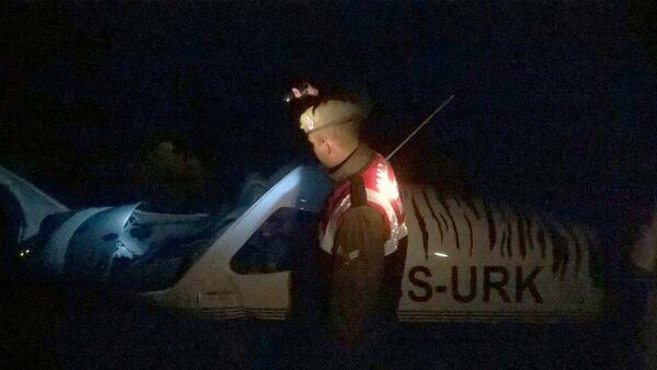 Konya NATO tatbikatı sivil uçak düştü - Sputnik Türkiye