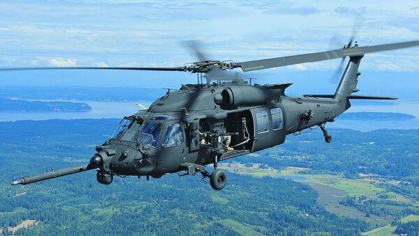 Black Hawk helikopteri - Sputnik Türkiye