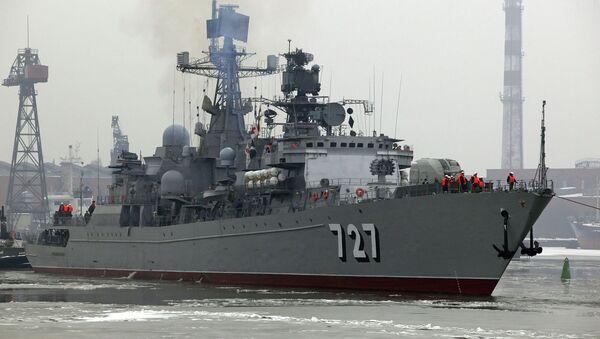 Rus savaş gemisi - Sputnik Türkiye