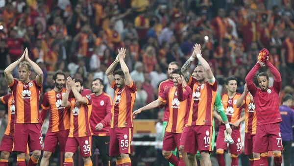 Galatasaray-Gençlerbirliği - Sputnik Türkiye