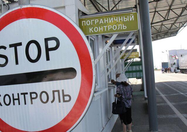 Rusya-Ukrayna yeni sınır kapısı