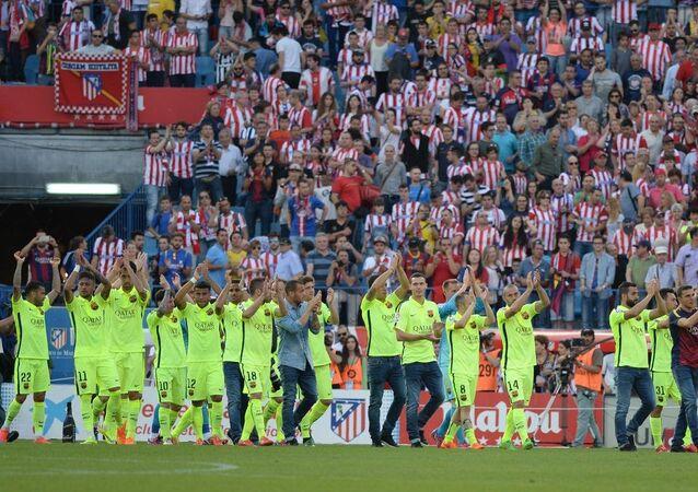 Barcelona takımı
