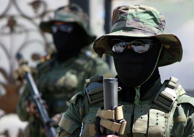 Ramadi'deki Şii milisler
