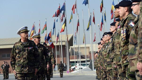 Afganistan-NATO - Sputnik Türkiye
