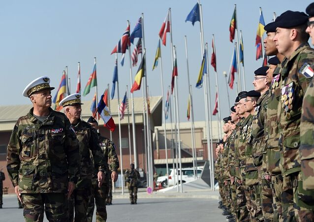 Afganistan-NATO