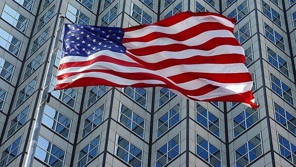 ABD bayrak - Sputnik Türkiye
