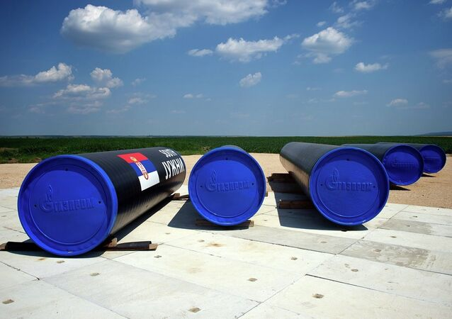 Güney Akım-Gazprom