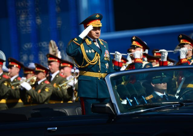 Rusya Savunma Bakanı Sergey Şoygu ve Rus ordusu