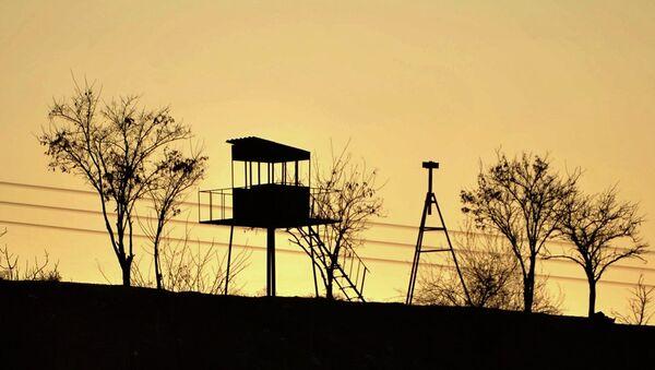 Türkiye-Suriye sınırı - Sputnik Türkiye