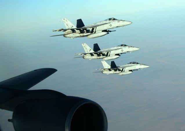 IŞİD'e karşı kurulan koalisyon