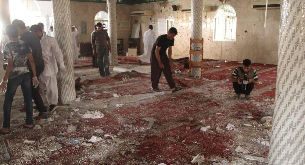 Suudi Arabistan'da Şii camisine bombalı saldırı