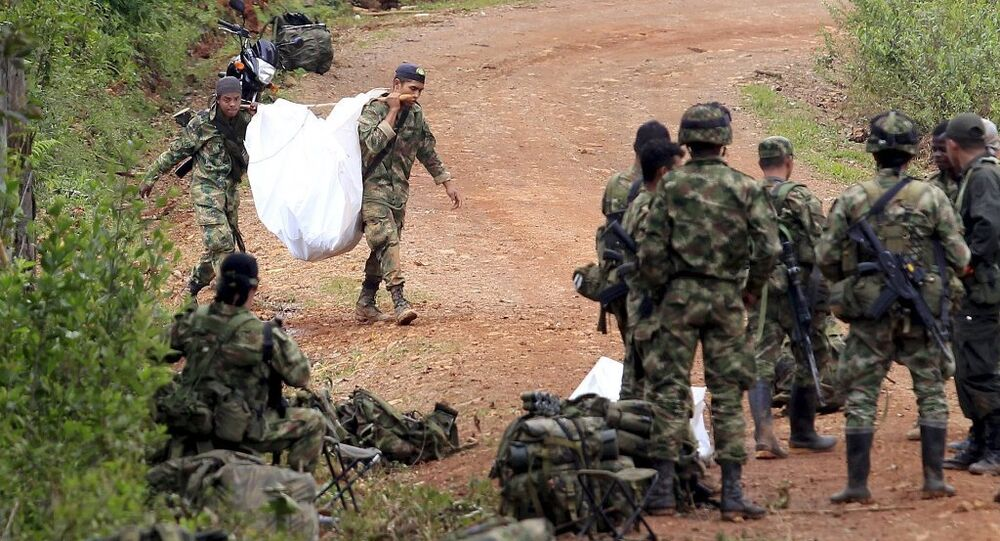 Kolombiya FARC