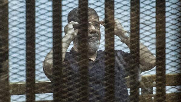 Mısır'ın devrik cumhurbaşkanı Muhammed Mursi - Sputnik Türkiye