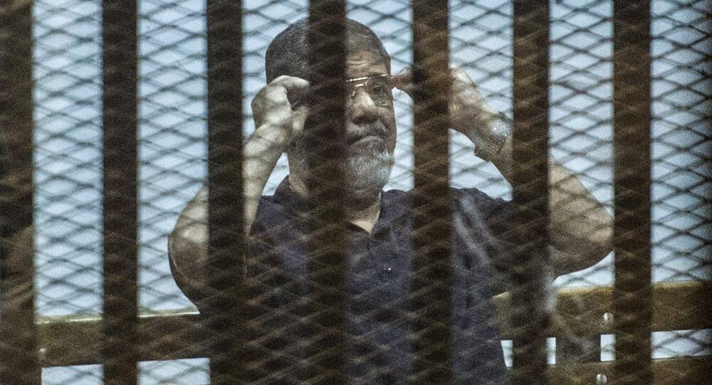 Mısır'ın devrik cumhurbaşkanı Muhammed Mursi