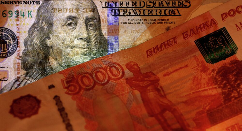 Ruble Dolar
