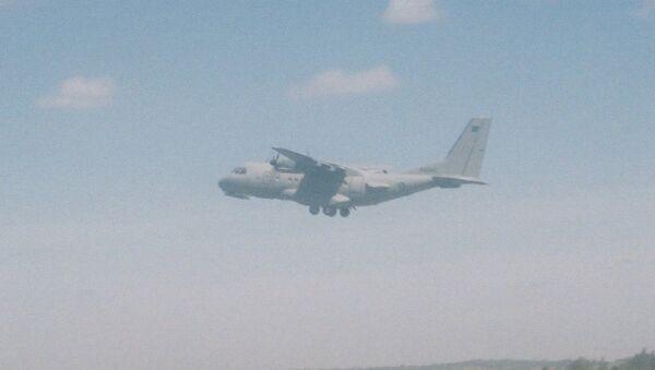 CN-235 nakliye uçağı - Sputnik Türkiye