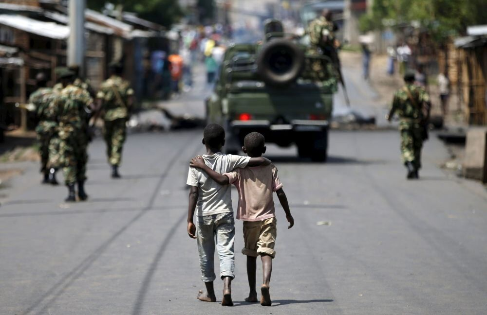 Burundi-Haftanın fotoğrafları