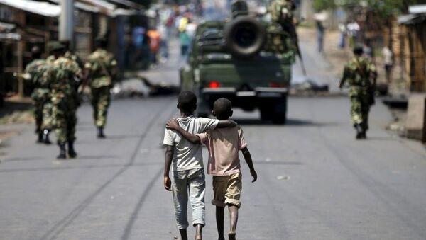 Burundi-Haftanın fotoğrafları - Sputnik Türkiye