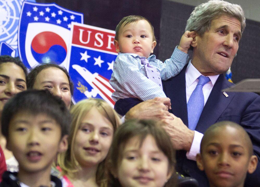 John Kerry-Haftanın fotoğrafları