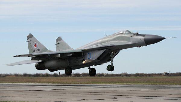 MiG-29 avcı uçağı  - Sputnik Türkiye
