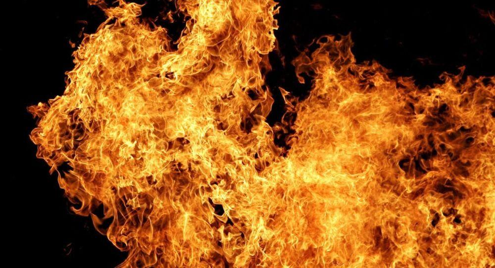 yangın, ateş