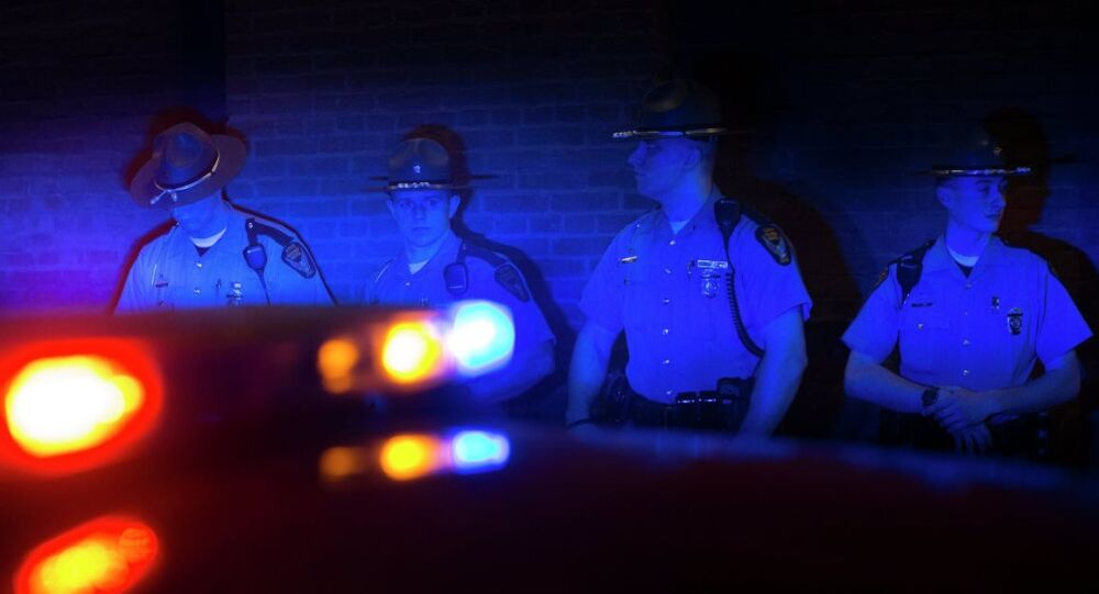 ABD Cleveland polis teşkilatı