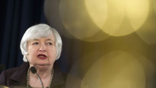 Fed Başkanı Janet Yellen - Sputnik Türkiye