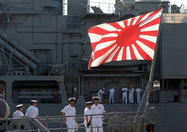 Japonya donanması