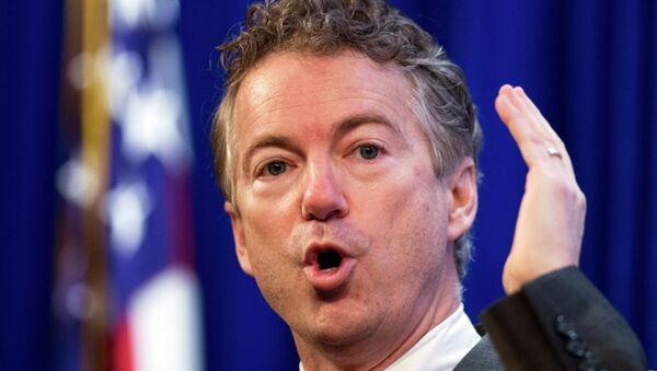 Cumhuriyetçilerin Kentucky Senatörü Rand Paul - Sputnik Türkiye