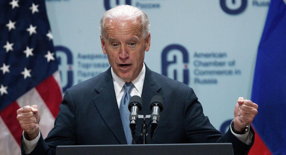 ABD Başkan Yardımcısı Joe Biden