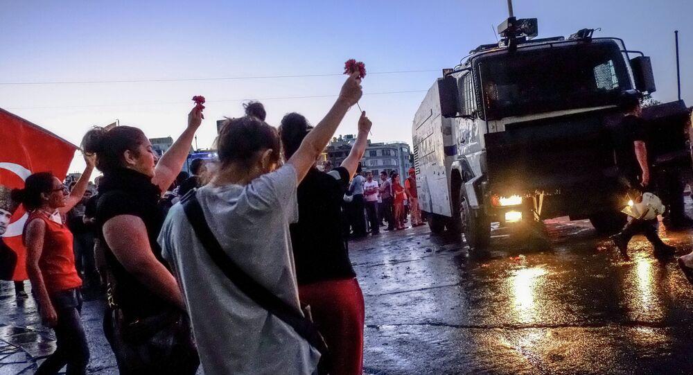 Gezi protestoları