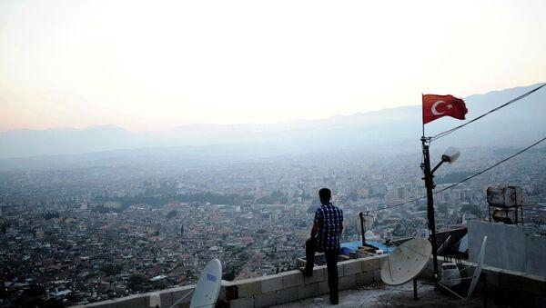 Hatay-Suriye sınırı - Sputnik Türkiye