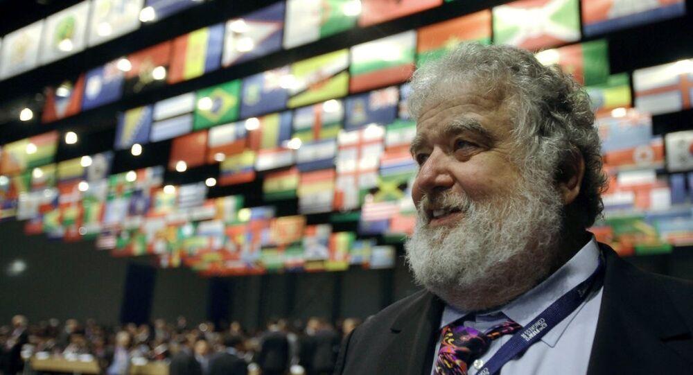 FIFA İcra Kurulu'nun eski üyesi Chuck Blazer