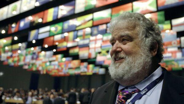FIFA İcra Kurulu'nun eski üyesi Chuck Blazer - Sputnik Türkiye